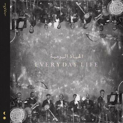 Coldplay - Everyday Life Cd New Mint Pre-Order 22.11.2019