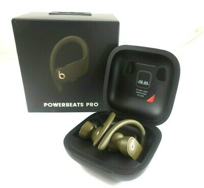 Beats by Dr. Dre Powerbeats Pro Totally Wireless Earphones - Moss ( MV712LL/A)
