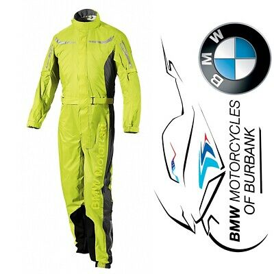 ProRain Wet-Weather Oversuit Unisex Genuine BMW Motorrad Motorcycle RIDE