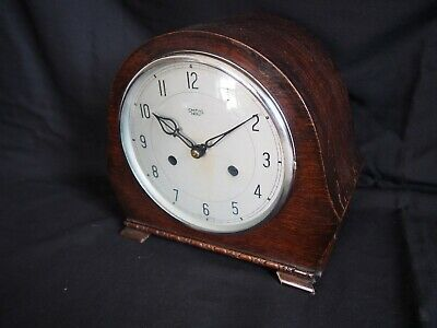 Smiths Enfield Devon Mantel Clock