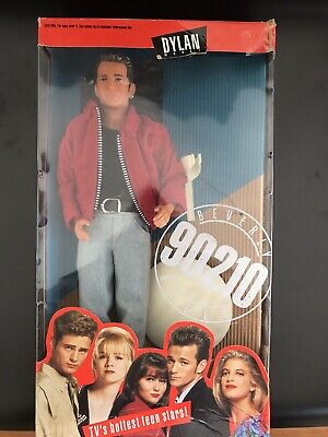 Beverly Hills 90210 Dylan Doll with Box and Accessories