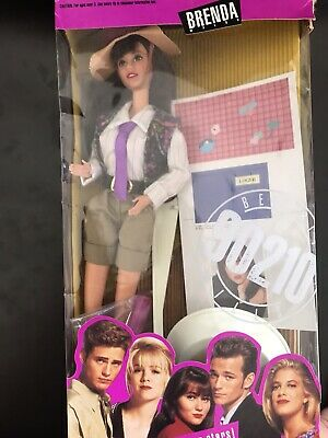 Beverly Hills 90210 Brenda Doll with Box and Accessories