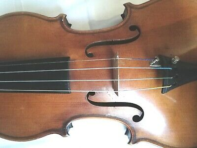 "Very Old French Violin made by Nicolas Didier Ainé ""1830"""