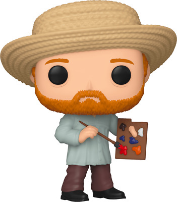 FUNKO POP! Vincent van Gogh  - Limited