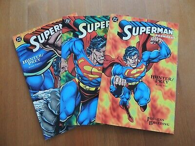 Superman Doomsday - completa 1-3 - lingua inglese  DC Comics