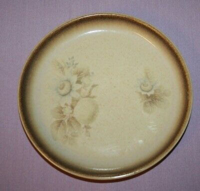 Denby Stoneware Memories Images Pattern Bread and Butter Plate  6 5/8""