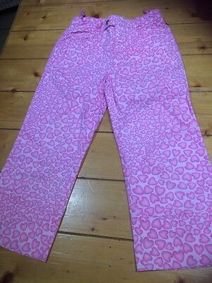 Pampolina Girls Crop/Capri Trousers Size 116cm VGC