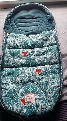 Buddy Jet Footmuff Cosy Toes For Mamas /& Papas Acro Pushchair