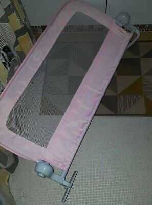 Summer Infant Grow with Me Single Bed Rail Pink suitable for 140-190 mattress