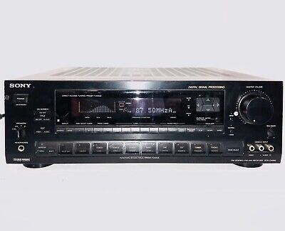 SONY STR-D2090 AM/FM Stereo Receiver 120W per channel