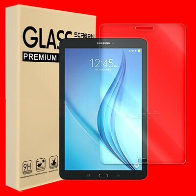 Premium Tempered Glass Screen Protector Saver for Samsung Galaxy Tab E 8.0 T377P