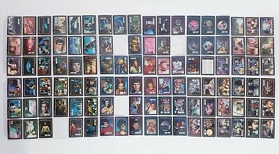 Star Trek Original Series 25th Anniversary Trading Cards - 151 Card Set