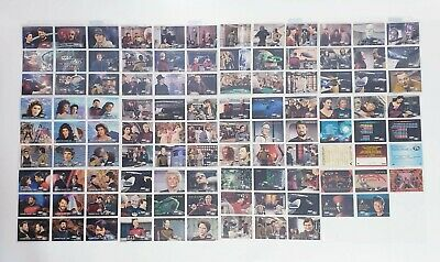 Star Trek Next Generation Season 2 Trading Cards - 104 Card Set 1994 Next Gen