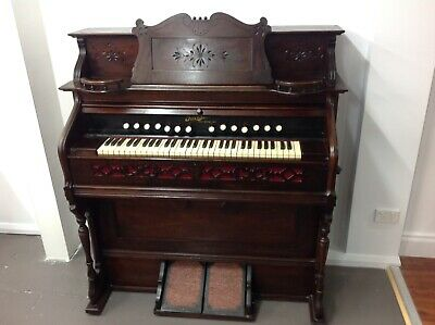 Antique Pedal Organ