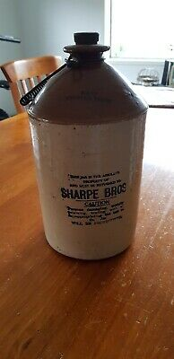 Vintage Sharpe Bottle in Excellent Condition