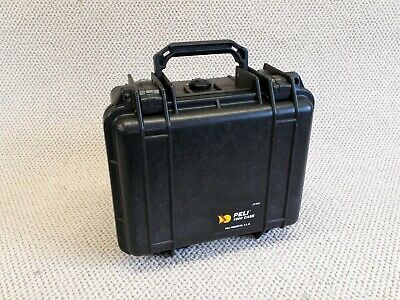 Peli 1300 Protector Case with eggshell foam - Imaculate! - Drones & Cameras