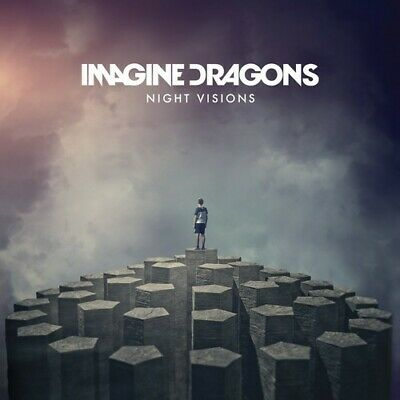 Night Visions [Deluxe Ed] by Imagine Dragons (CD, Feb-2013, Interscope) *NEW*