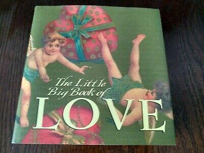 The Little Big Book of Love by Tabori, Lena POETRY POEMS