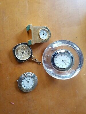 Clocks for repair or parts