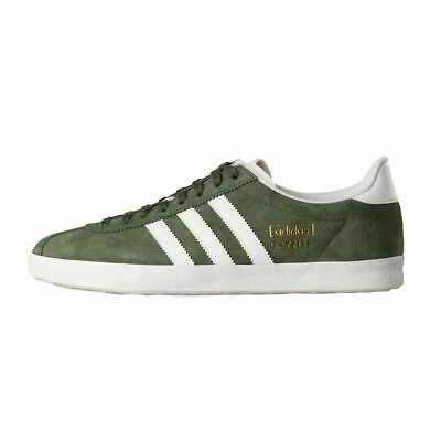 adidas Originals Mens Gazelle OG Trainers Green S77295