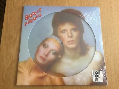 "DAVID BOWIE ""Pin Ups"" RSD Record Store Day Picture Disc LP NEW 2019 Very Limited"