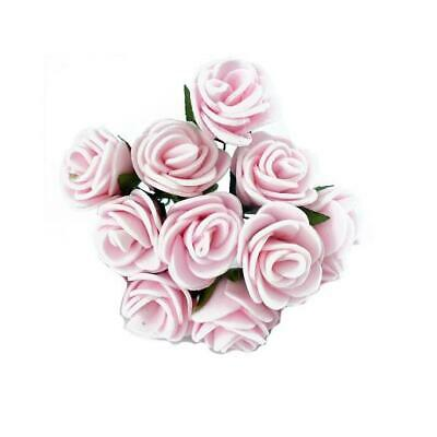 Buddly Crafts 25mm Foam Roses