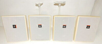 JBL Control 25 indoor outdoor speakers set of 4