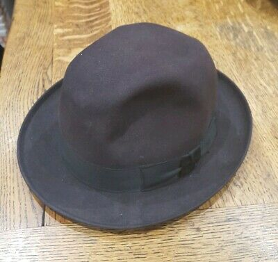 Vintage Hat - Beaver Blend - Lincoln Bennett Piccadilly - Retro Collectable