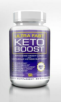 Ultra  Keto Boost, Go Bhb,  Weight Loss, Help Supress Appetite, Fast Shipping