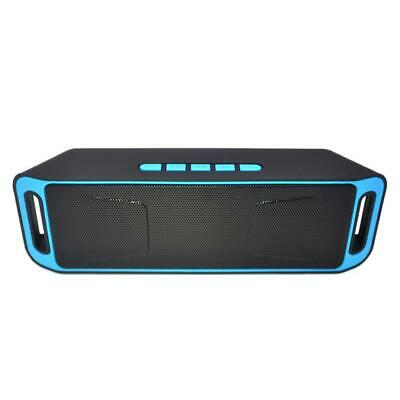 Wireless Bluetooth Speaker High Bass Portable Indoor/Outdoor Stereo Loudspe Z0Y2