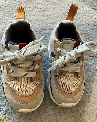 Zara Kids Chunky Sole Unisex Toddler Infant Trainers Shoes Sneakers Eur 20 Uk 4