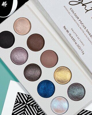 Paleta / Palette Soft Focus Night And Day De Makeup Revolution