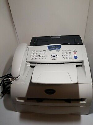 Brother IntelliFAX 2820 Fax & Copier. (High Speed Laser) only printed 7095 pages