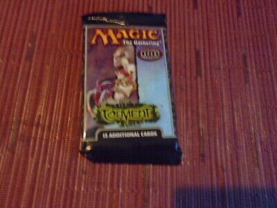 MTG Torment Booster Pack!!! Factory Sealed!!! Brand New!!! WOTC!!!