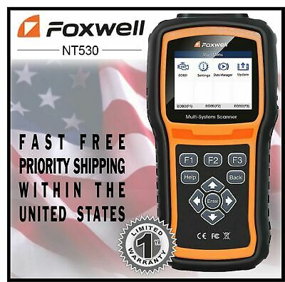 Foxwell NT520 PRO for DODGE RAM 5500 Multi System OBD2 Scanner Diagnostic Tool
