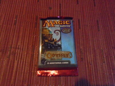MTG Odyssey Booster Pack!!! Factory Sealed!!! Brand New!!! WOTC!!!