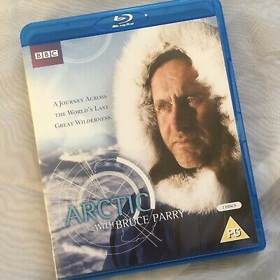 Arctic With Bruce Parry (2 x Blu Ray) BBC Documentary Series