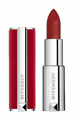 Givenchy Le Rouge Deep Velvet Lipstick 37 ROUGE GRAINE NEW IN BOX FALL 2019