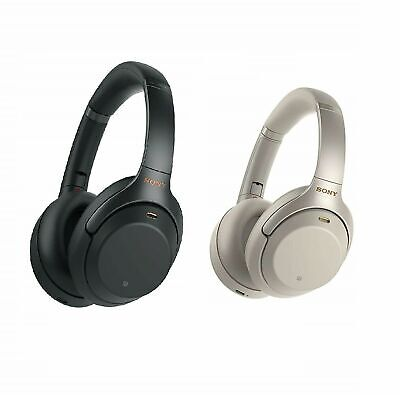 Sony WH-1000XM3 Wireless Noise Canceling Bluetooth  Headphones(Black/Silver) NEW