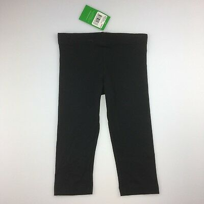 Girls size 4, Emerson, black crop leggings, NEW