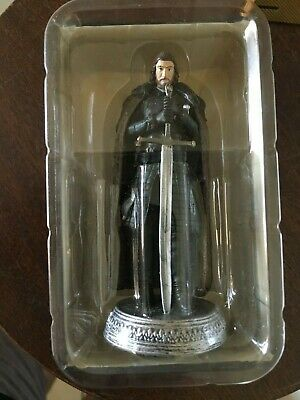 Game of Thrones HBO Eddard Stark 1:01 Official Collectors Model Game of Thrones