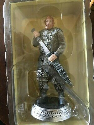 Game of Thrones HBO Tormund 4:01 Official Collectors Model Game of Thrones