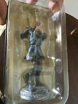 Game of Thrones HBO The Hound 4:10 Official Collectors Model Game of Thrones