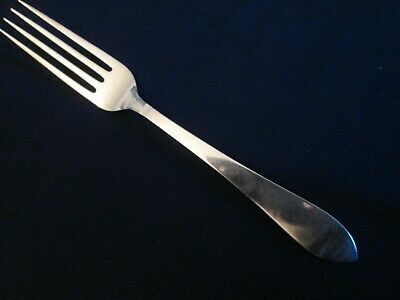 LUNCHEON FORK Vintage TIFFANY & Co STERLING 925 silver QUEEN ANNE pattern LOVELY