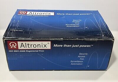 ALTRONIX WAYPOINT7 DC Outdoor Power Supply Charger