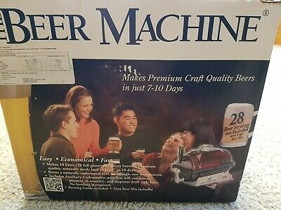 The Great American Micro Brewery The Beer Machine