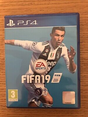 Fifa 19 Game for Playstation 4 PS4