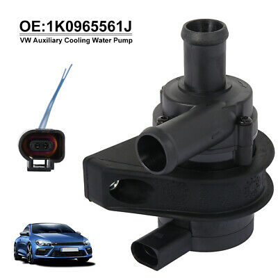 Auxiliary Cooling Coolant Water Pump  For VW Tiguan Jetta Audi A3 1K0965561J CA