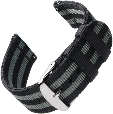 Archer Watch Straps   Premium Nylon Quick Release Replacement Bands for Men and