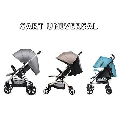 Baby Stroller Windproof Cover Rainproof Buggy Cover Foldable Stroller Cover